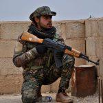 In Siria per annientare l'Isis <br>nell'ultima roccaforte del Califfo