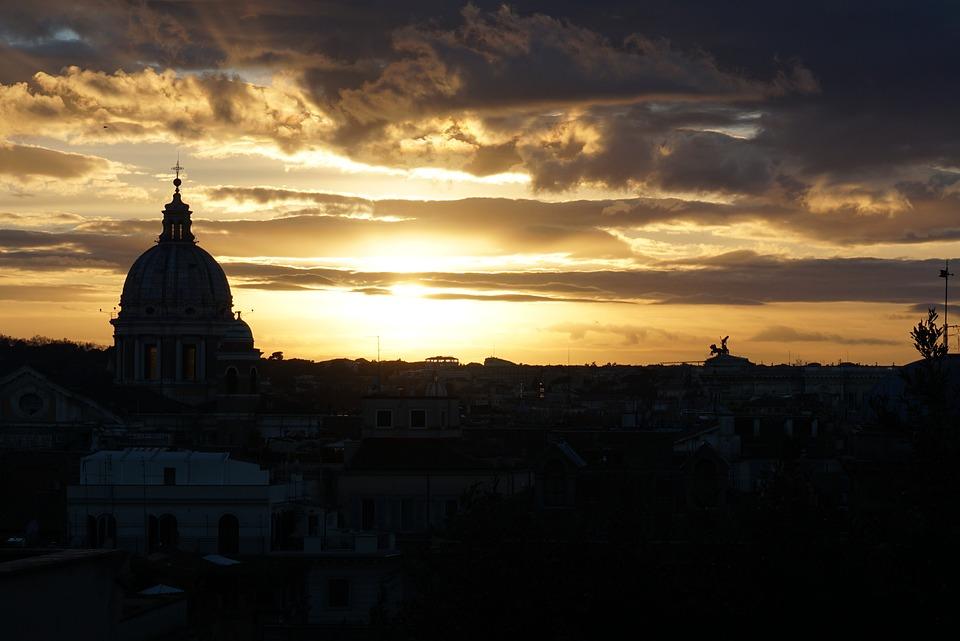 Roma spie