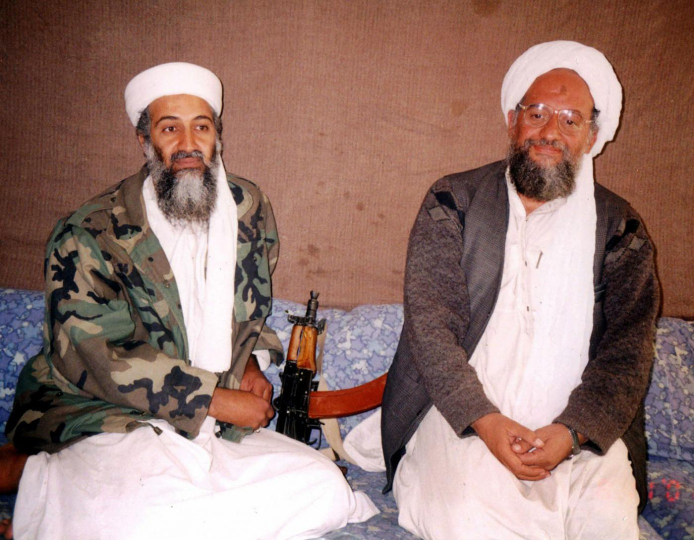 Osama Bin Laden (LaPresse)