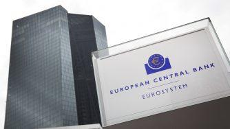 La sede della Banca centrale europea (LaPresse)