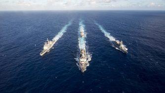Flotta degli Stati Uniti d'America (US Navy)