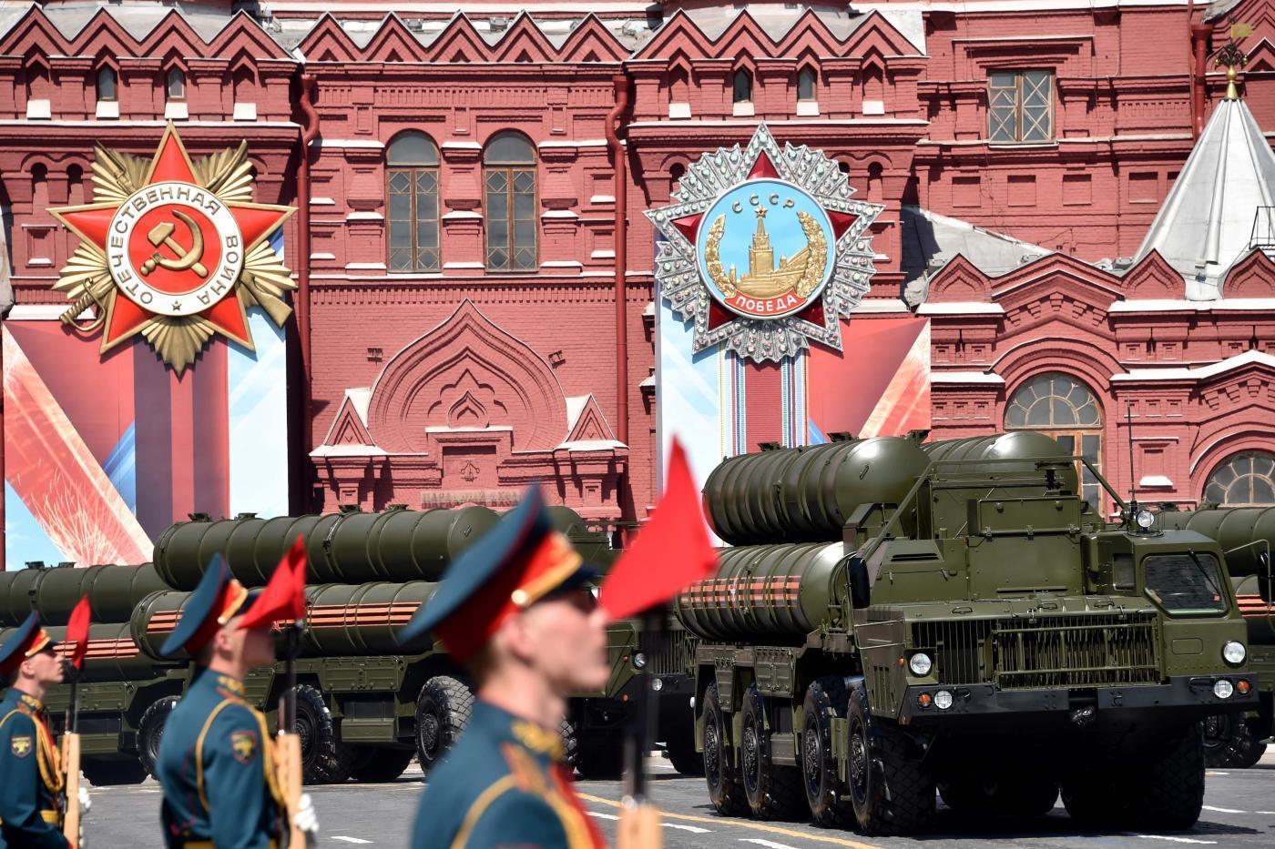 La risposta britannica agli S 400 di Mosca