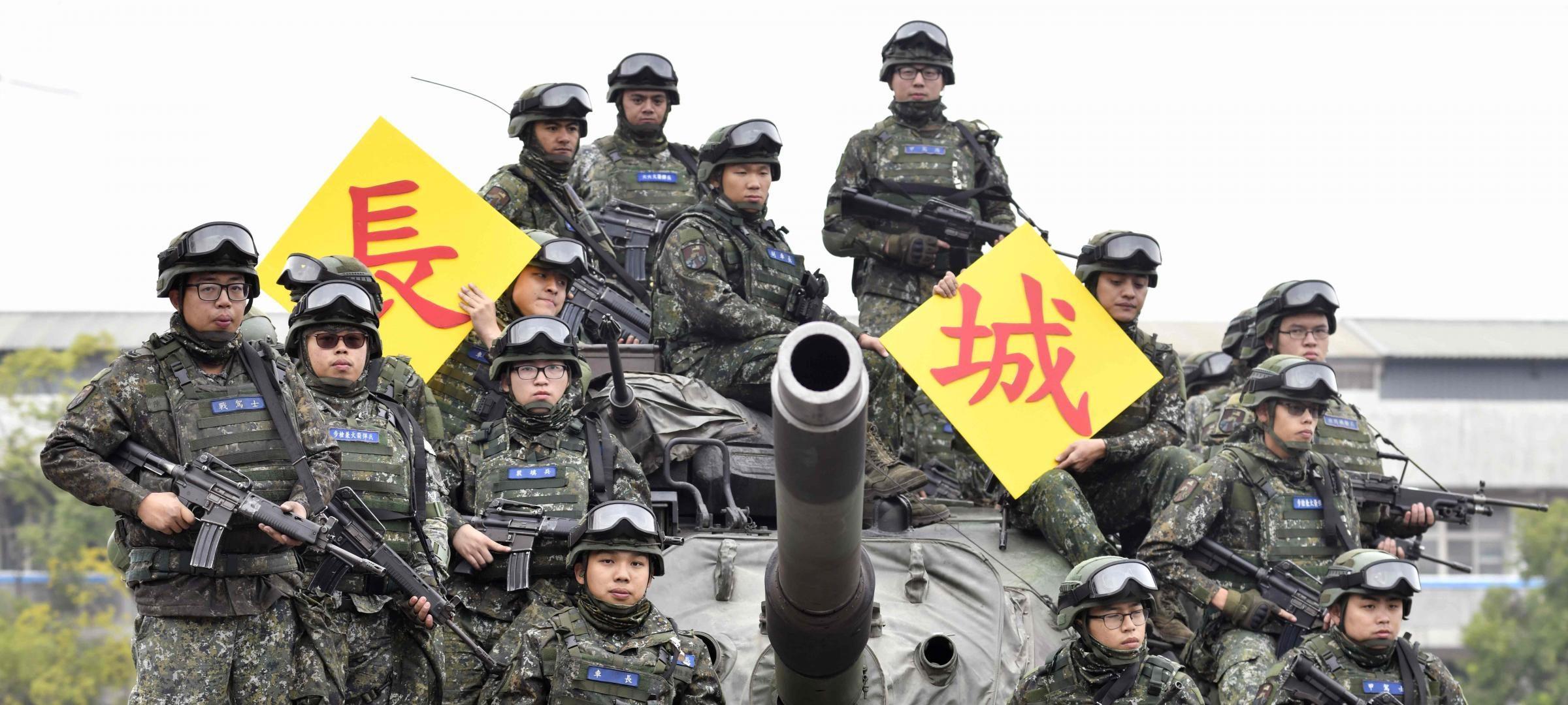 I missili di Taiwan: così l'isola si difende dalla Cina