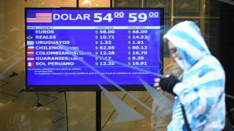 Le borse dopo la sconfitta di Mauricio Macri alle primarie (LaPresse)