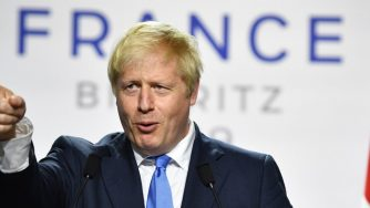 Boris Johnson (Getty)