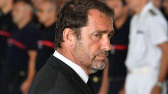 Il ministro dell'Interno francese Christophe Castaner (LaPresse)