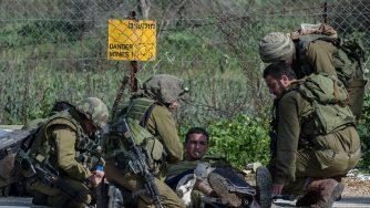 Esercito israeliano (LaPresse)
