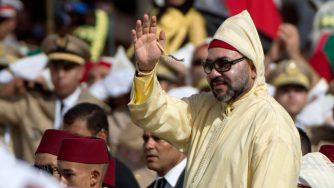 Marocco, anniversario dell'ascesa al trono di sua maestà il re Mohammed VI (LaPresse)