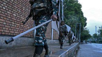 India, allerta terrorismo in Kashmir (LaPresse)