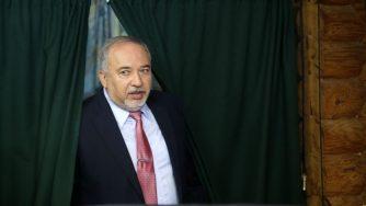 Avigdor Lieberman (LaPresse)