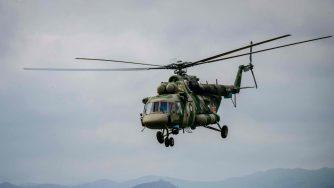 Russia elicottero