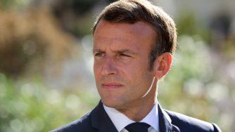 Emmanuel Macron (LaPresse)