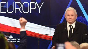 Jaroslaw Kaczynski (LaPresse)