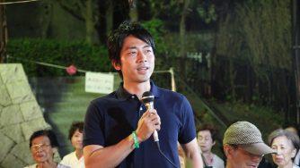 Koizumi Shinjiro (Wikipedia)