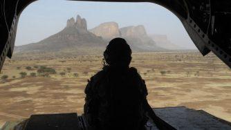 Elicottero Sahel