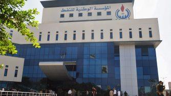 La sede della Noc a Tripoli, in Libia (LaPresse)