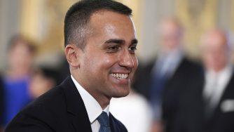Il ministro degli Esteri Luigi Di Maio (Fotogramma)