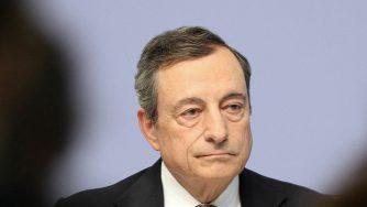 Mario Dragi Bce