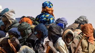Immigraizone Libia
