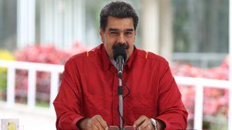 Il presidente venezuelano Nicolas Maduro (LaPresse)