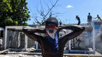 Proteste ad Haiti (LaPresse)