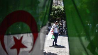 Algeria, i manifestanti continuano a scendere in piazza (LaPresse)