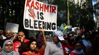 Proteste in Kashmir (LaPresse)
