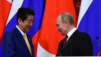 Russia Giappone