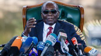 Robert Mugabe, ex presidente dello Zimbabwe, morto il 6 settembre 2019 (LaPresse)
