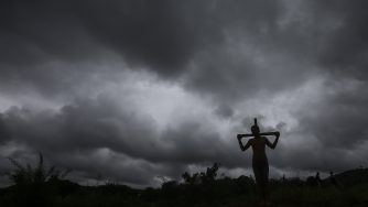 La situazione ambientale in Brasile (LaPresse)