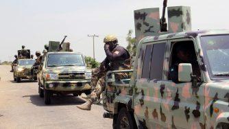 I soldati nigeriani in prima linea contro Boko Haram (LaPresse)