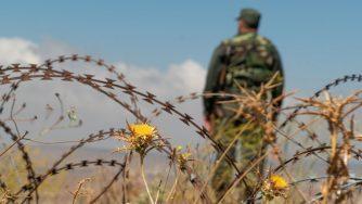 Soldato siriano Golan