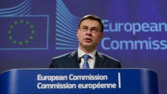 Valdis Dombrovskis (LaPresse)