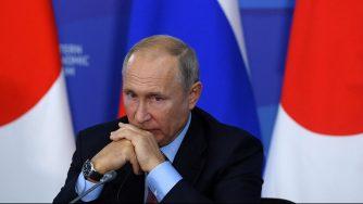 Putin a Vladivostok