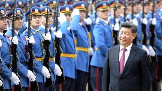 Serbia Cina