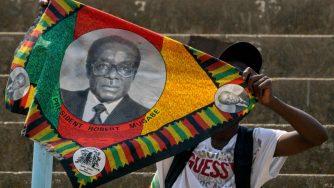Lo Zimbabwe dice addio a Robert Mugabe (LaPresse)