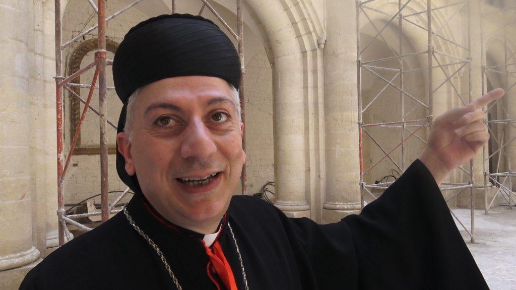 Il vescovo di Aleppo