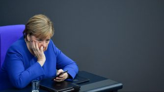Germania, Merkel