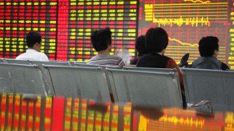Cina banche