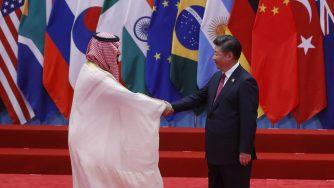 Cina e Arabia Saudita