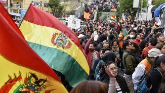 Bolivia, crisi politica