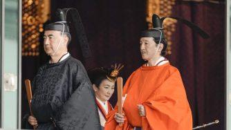 Giappone, Naruhito imperatore