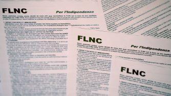Documento Flnc (LaPresse)