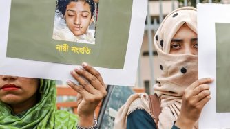 Donna in Bangladesh