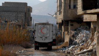 attacco chimico Douma