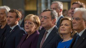 Mario Draghi Europa