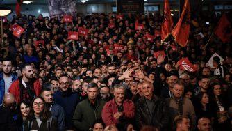 Elezioni in Kosovo (LaPresse)
