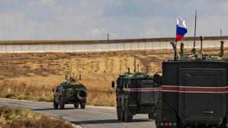 Siria, esercito russo