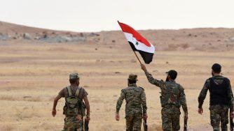 Siria, esercito nel nord