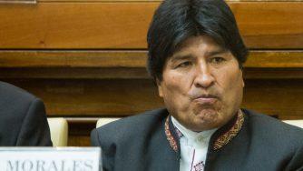 Evo Morales (LaPresse)